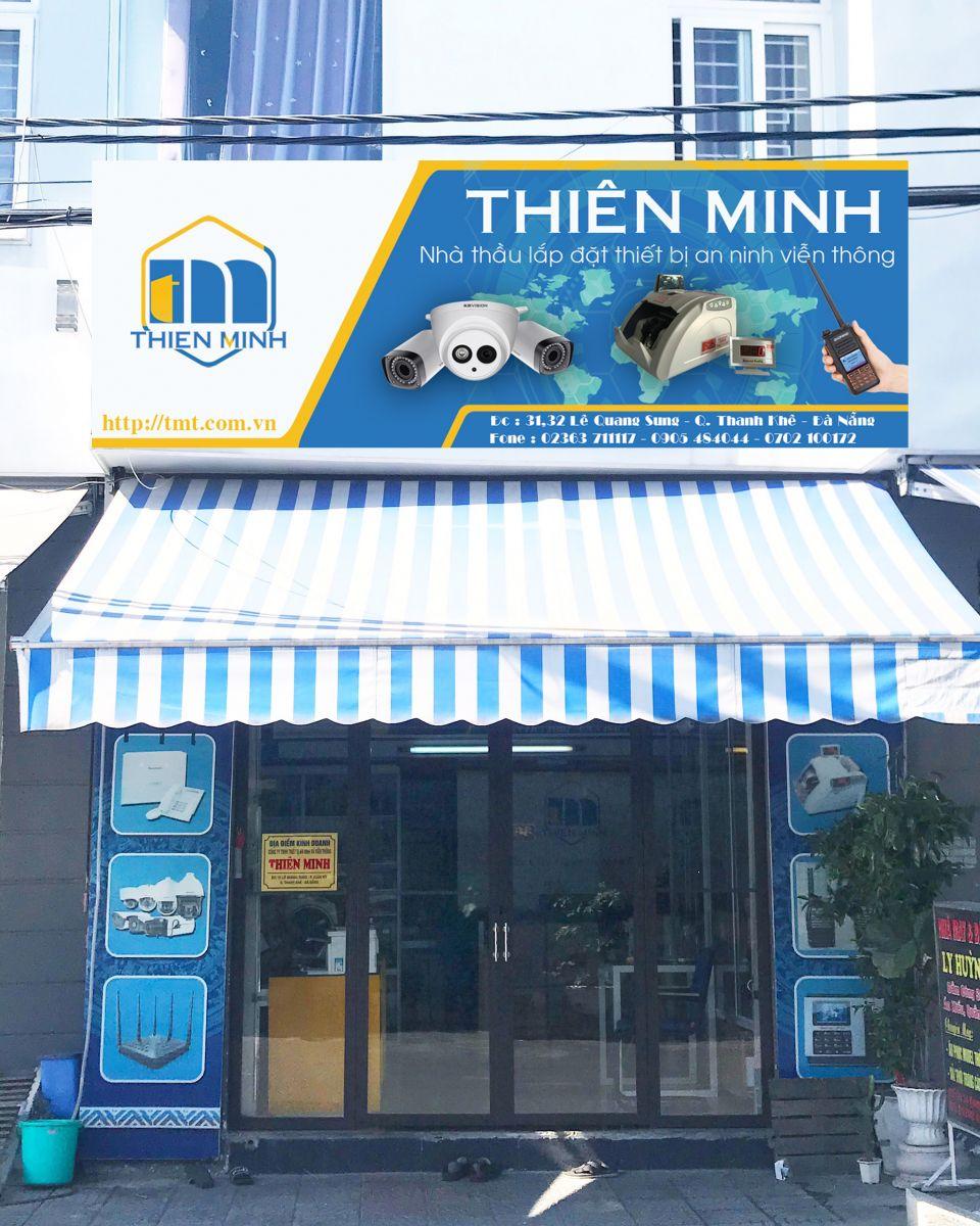 Viễn Thông Thiên Minh - TOP 1 cung cấp máy bộ đàm tại Đà Nẵng
